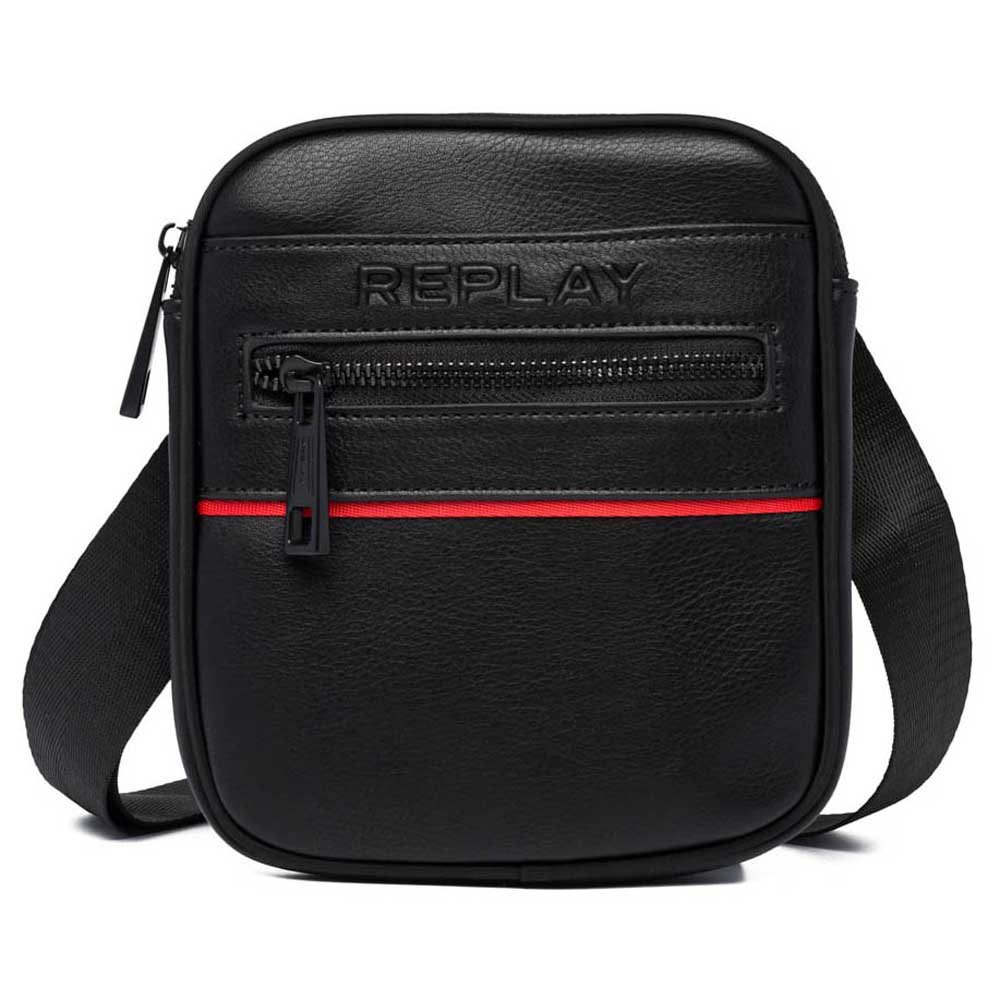 Replay Fm3461 Bag One Size Black