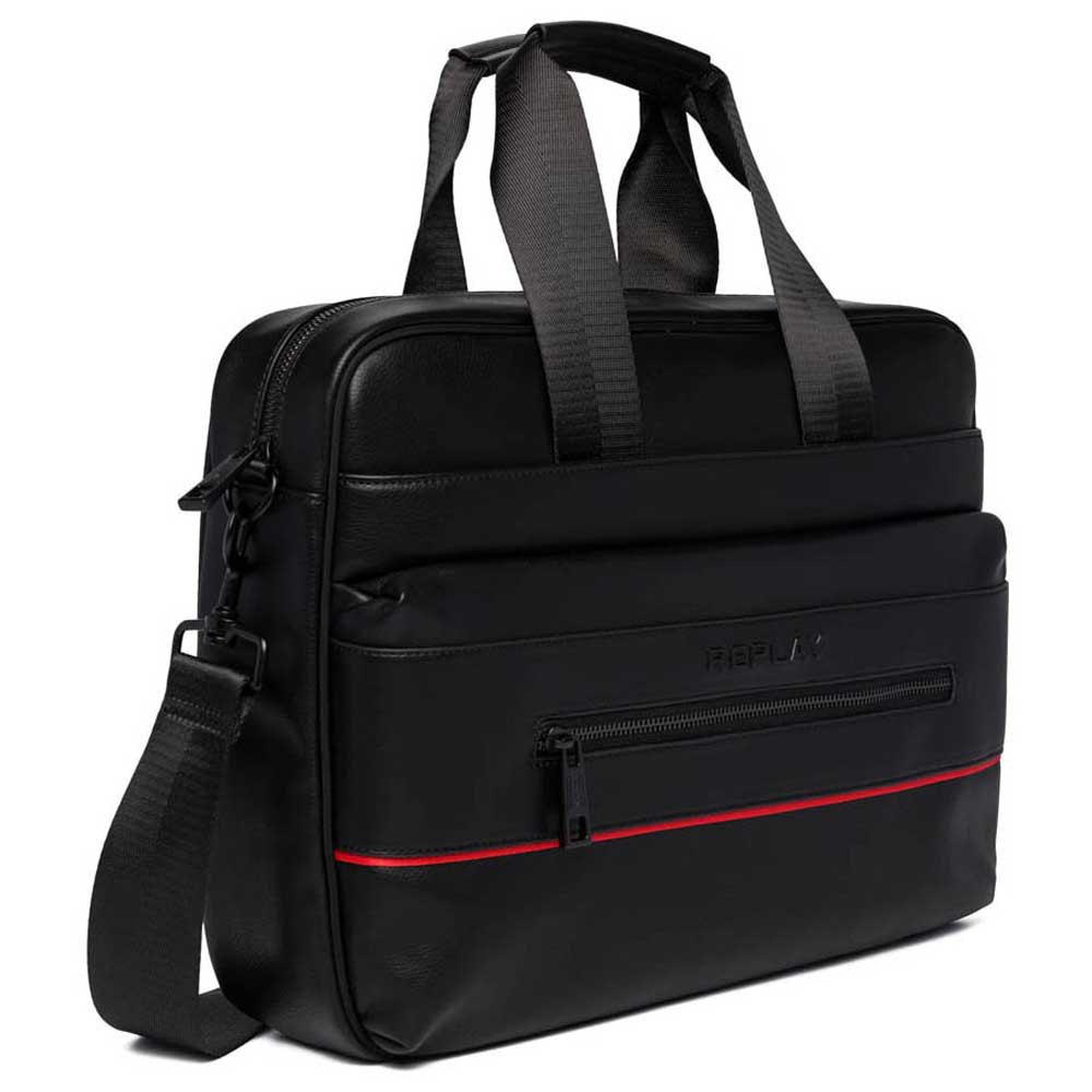 Replay Fm3486 Bag One Size Black