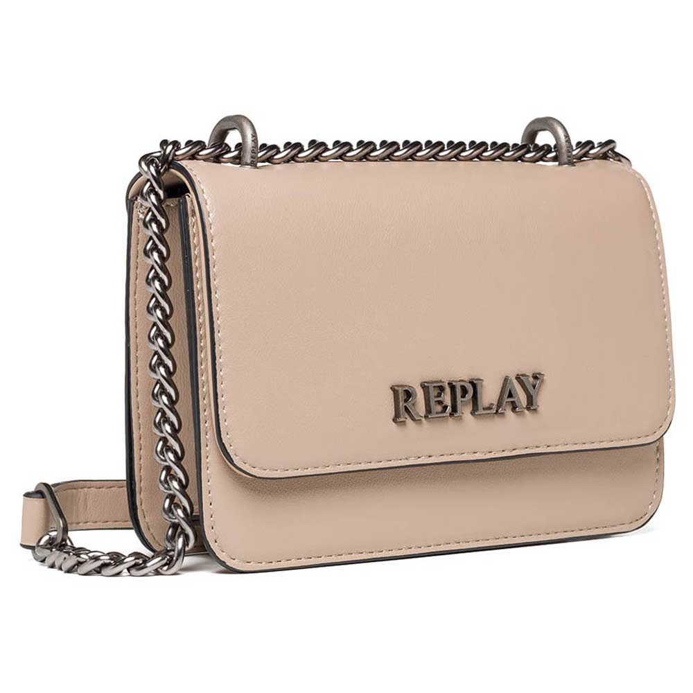 Replay Fw3001 Bag One Size Dirty Beige