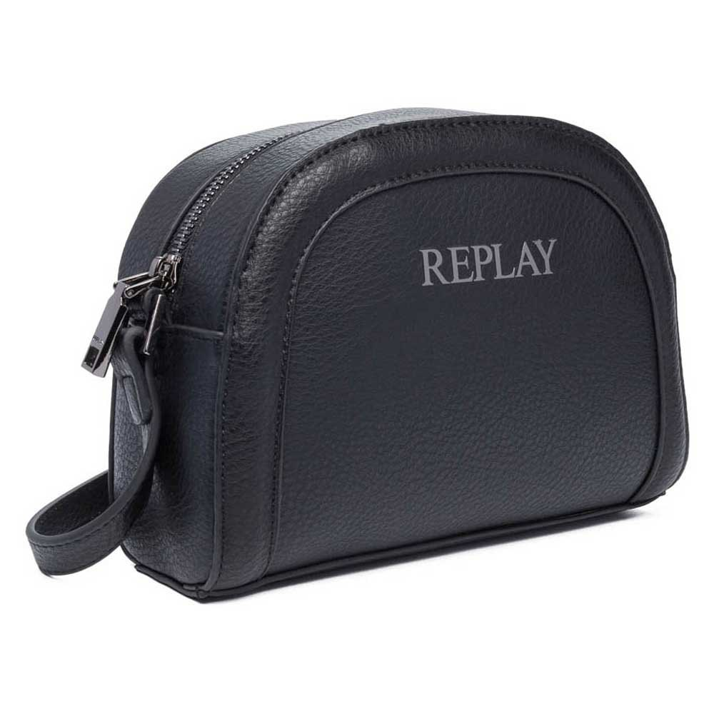 Replay Fw3009 Bag One Size Black