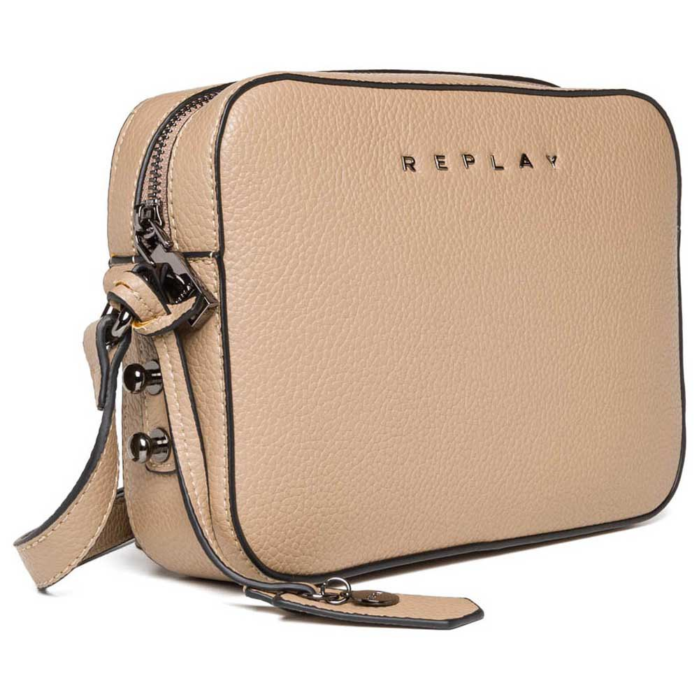Replay Fw3026 Bag One Size Dirty Beige