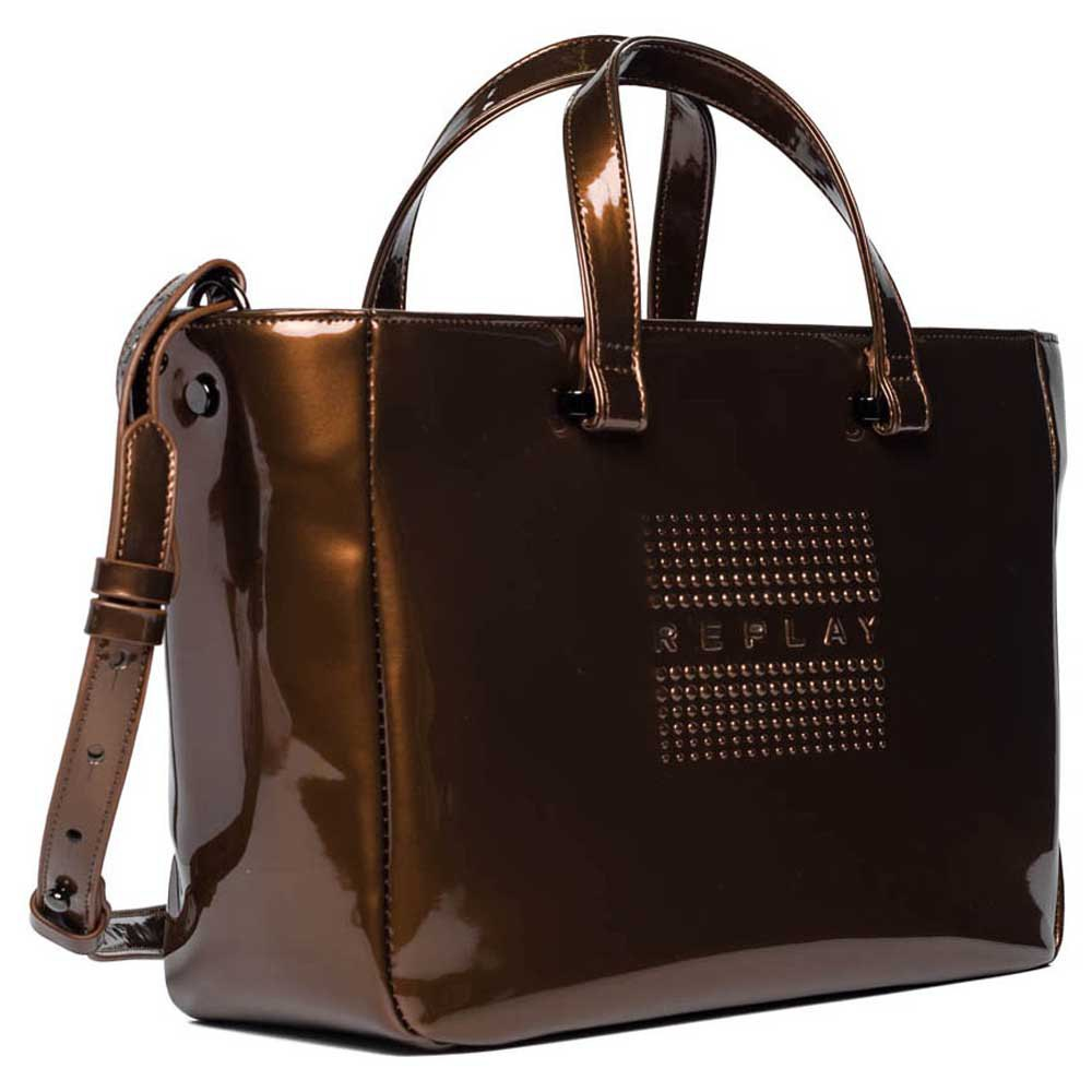 Replay Fw3032 Bag One Size Brown Bronze