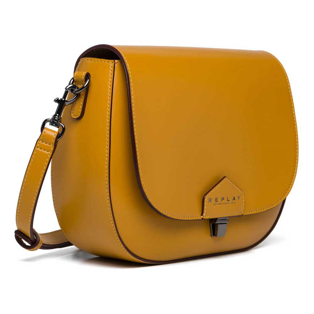 Replay Fw3041 Bag One Size Dk Yellow