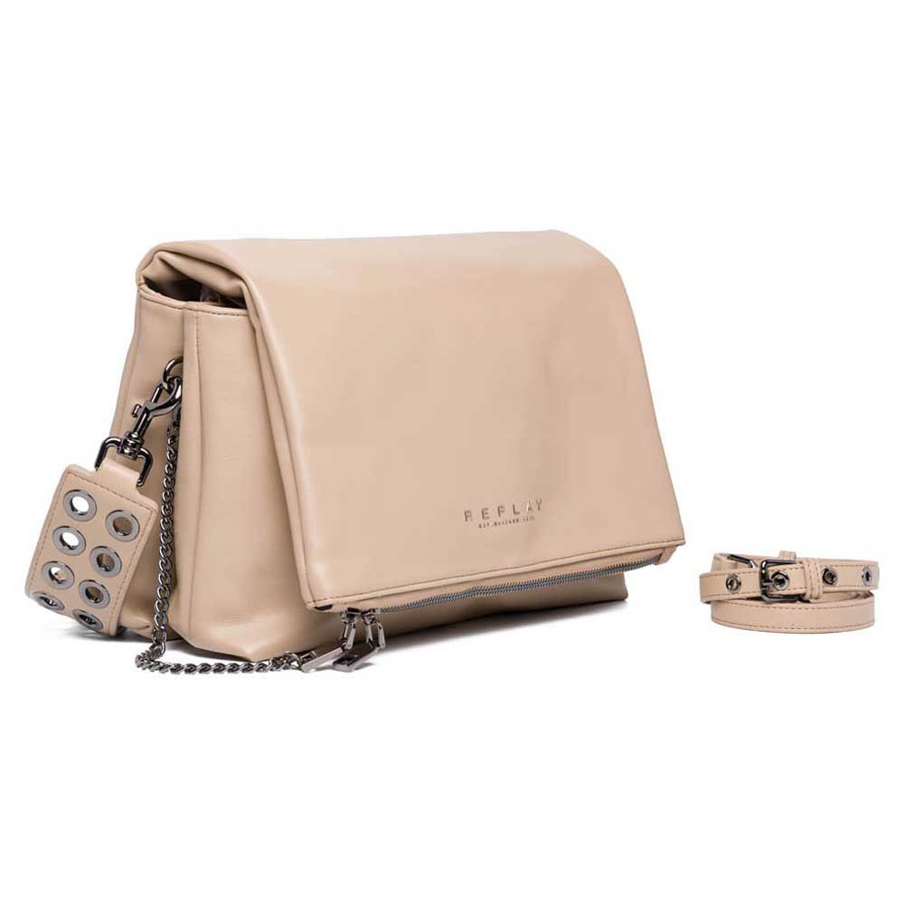 Replay Fw3047 Bag One Size Dirty Beige
