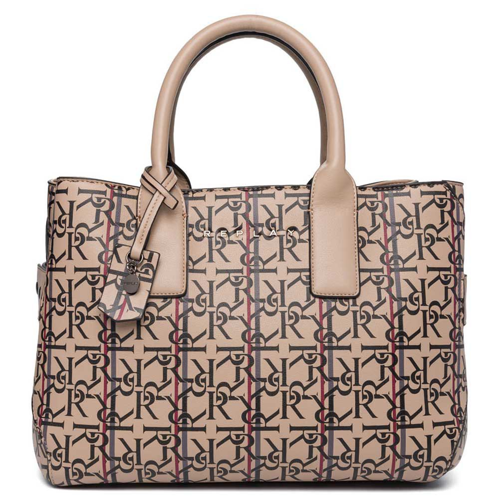 Replay Fw3064 Bag One Size Dirty Beige