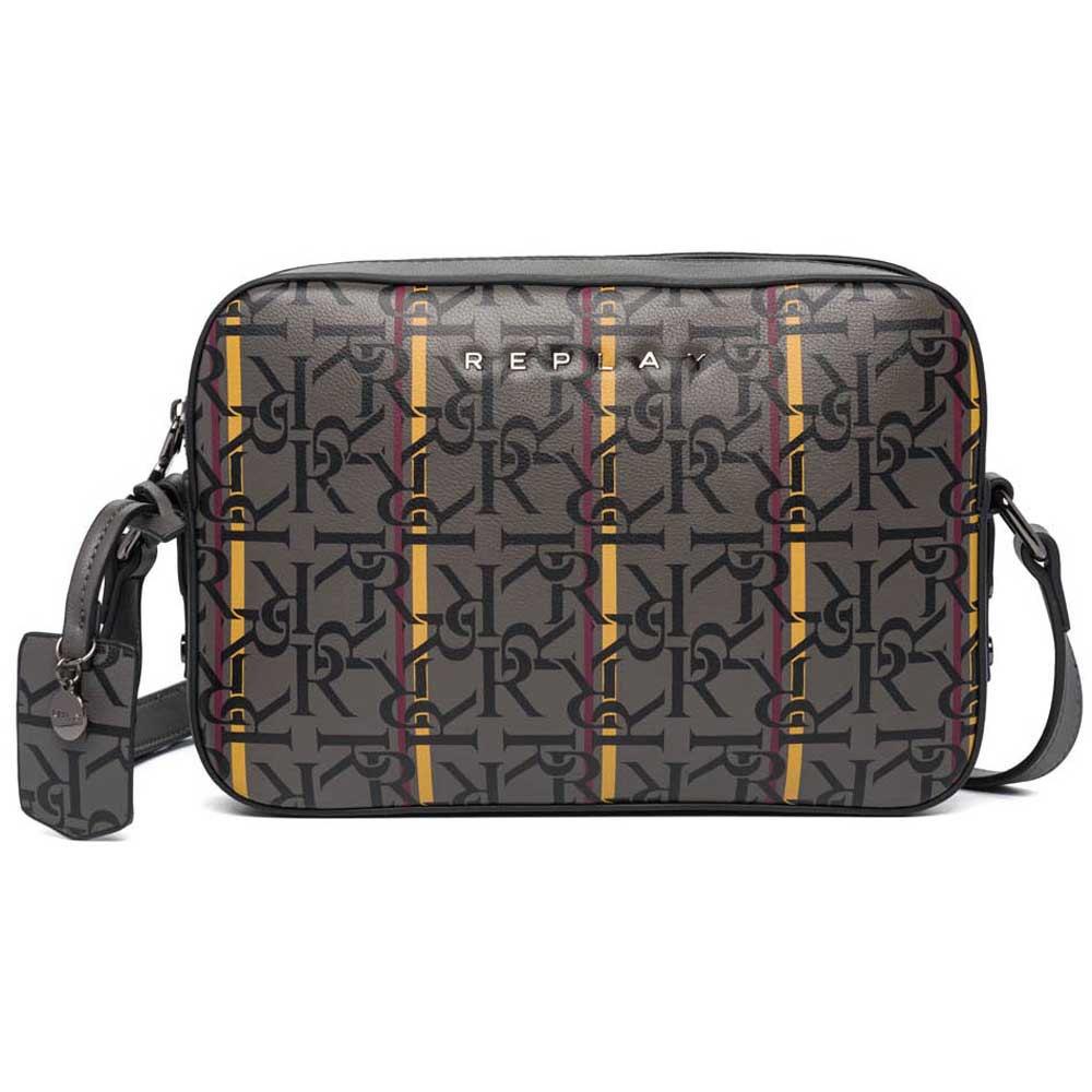 Replay Fw3066 Bag One Size Dark Grey