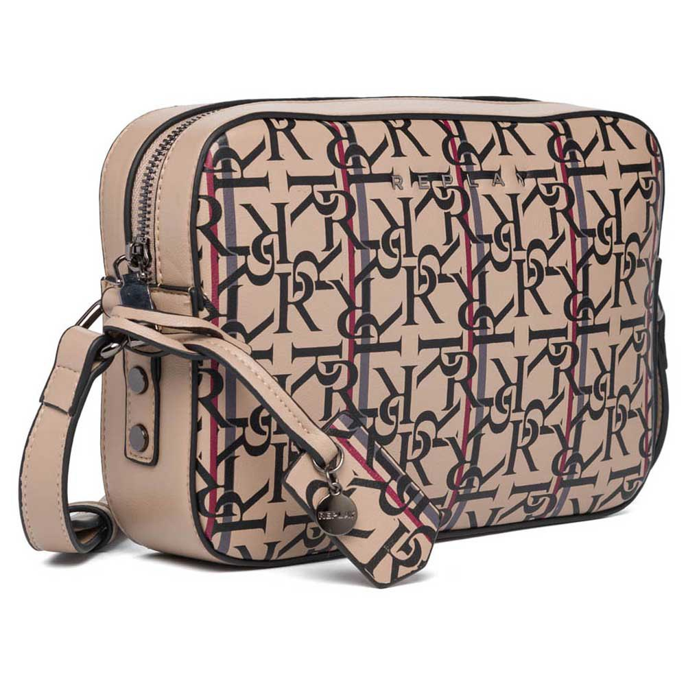 Replay Fw3066 Bag One Size Dirty Beige