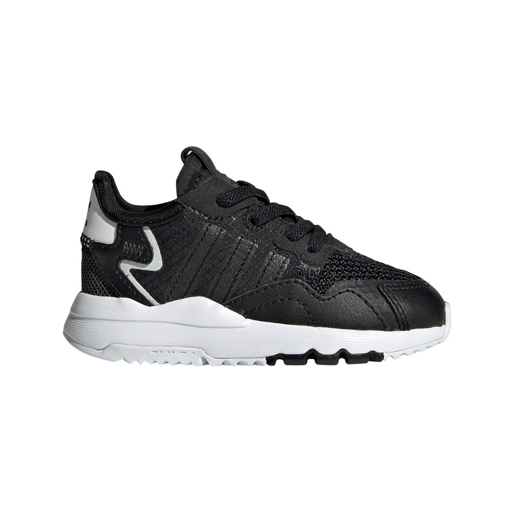 Adidas Originals Nite Jogger El Infant EU 20 Core Black / Core Black / Carbon