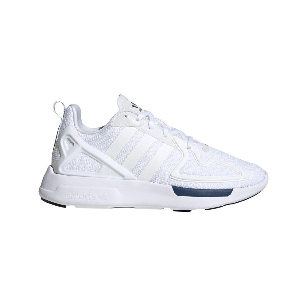Adidas Originals Zx 2k Flux Junior EU 36 Grey Two / Core Black / Footwear White