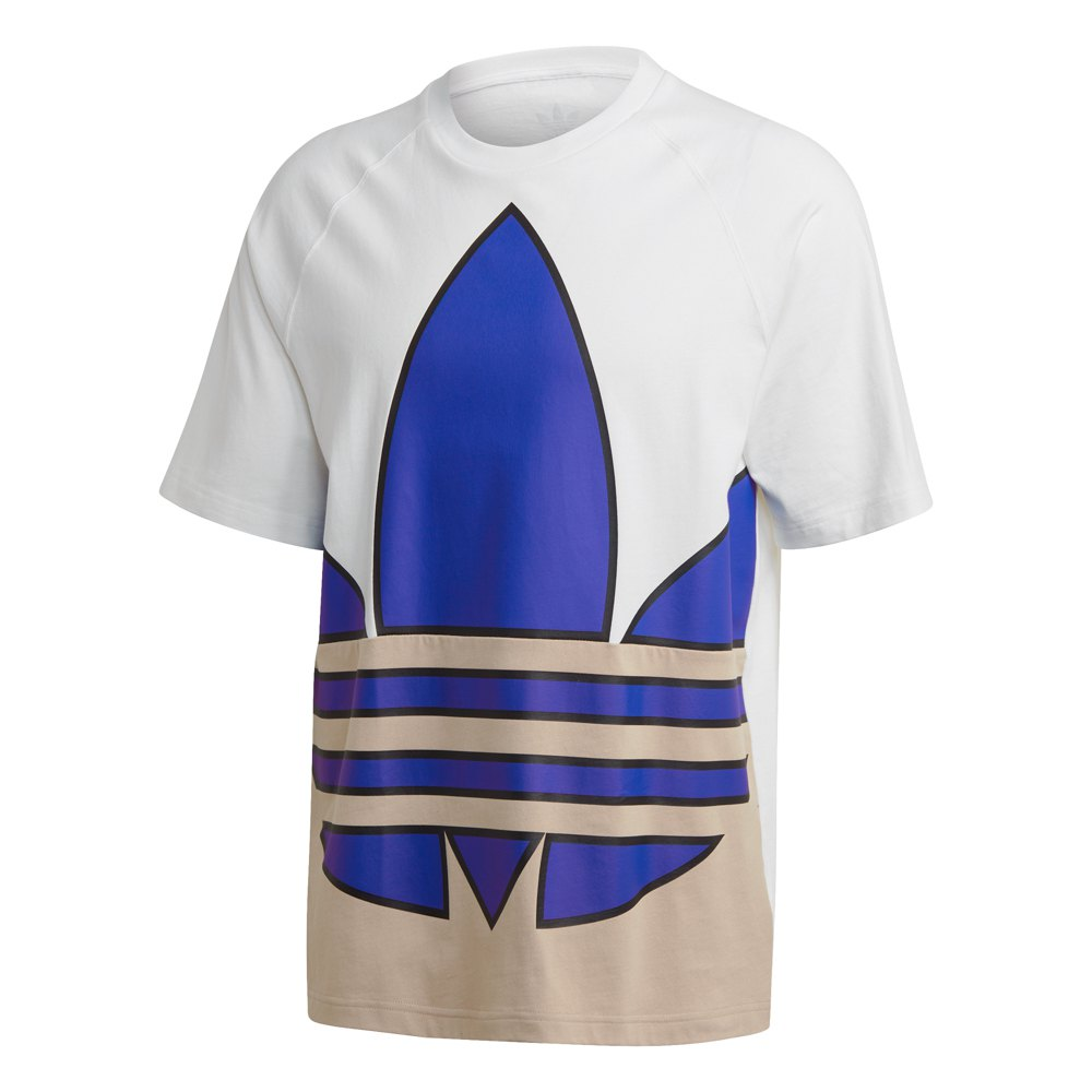 Adidas Originals Big Trefoil Out Color XXL White / Team Royal Blue / Trace Khaki F17 / Black