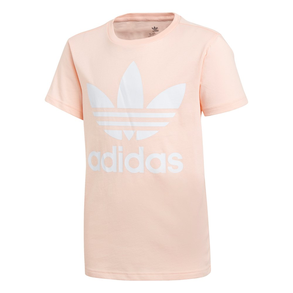 Adidas Originals Trefoil Junior 164 cm Haze Coral / White