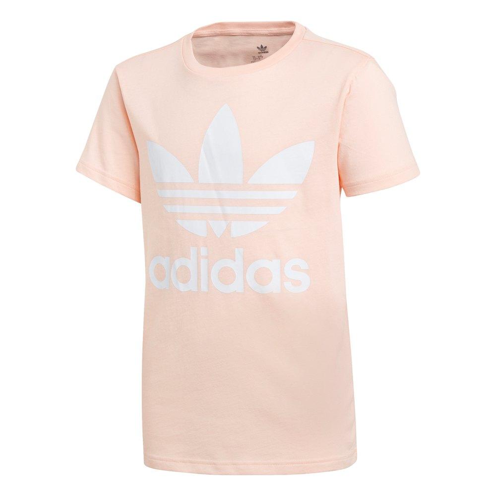 Adidas Originals Trefoil Junior 164 cm Haze Coral / White