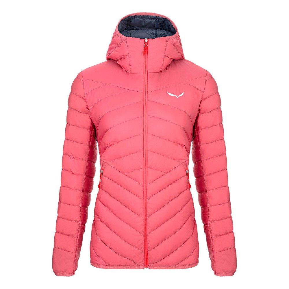 Salewa Brenta Jacket DE 36 Mauvemood / Fluo Coral