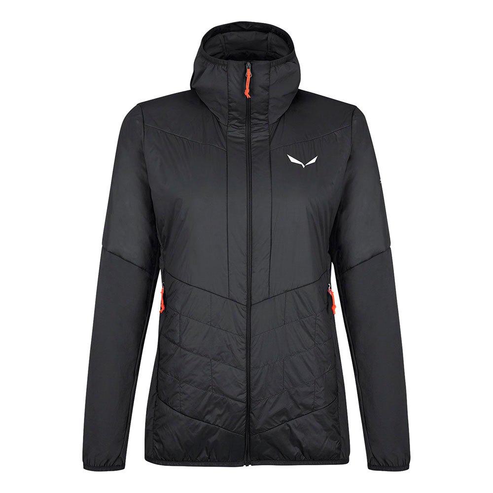 Salewa Sternai Tirolwool Jacket DE 36 Black Out