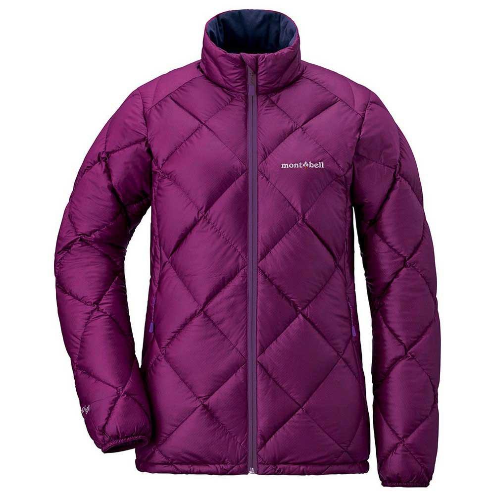 Montbell Alpine Light Down Jacket M Royal Purple