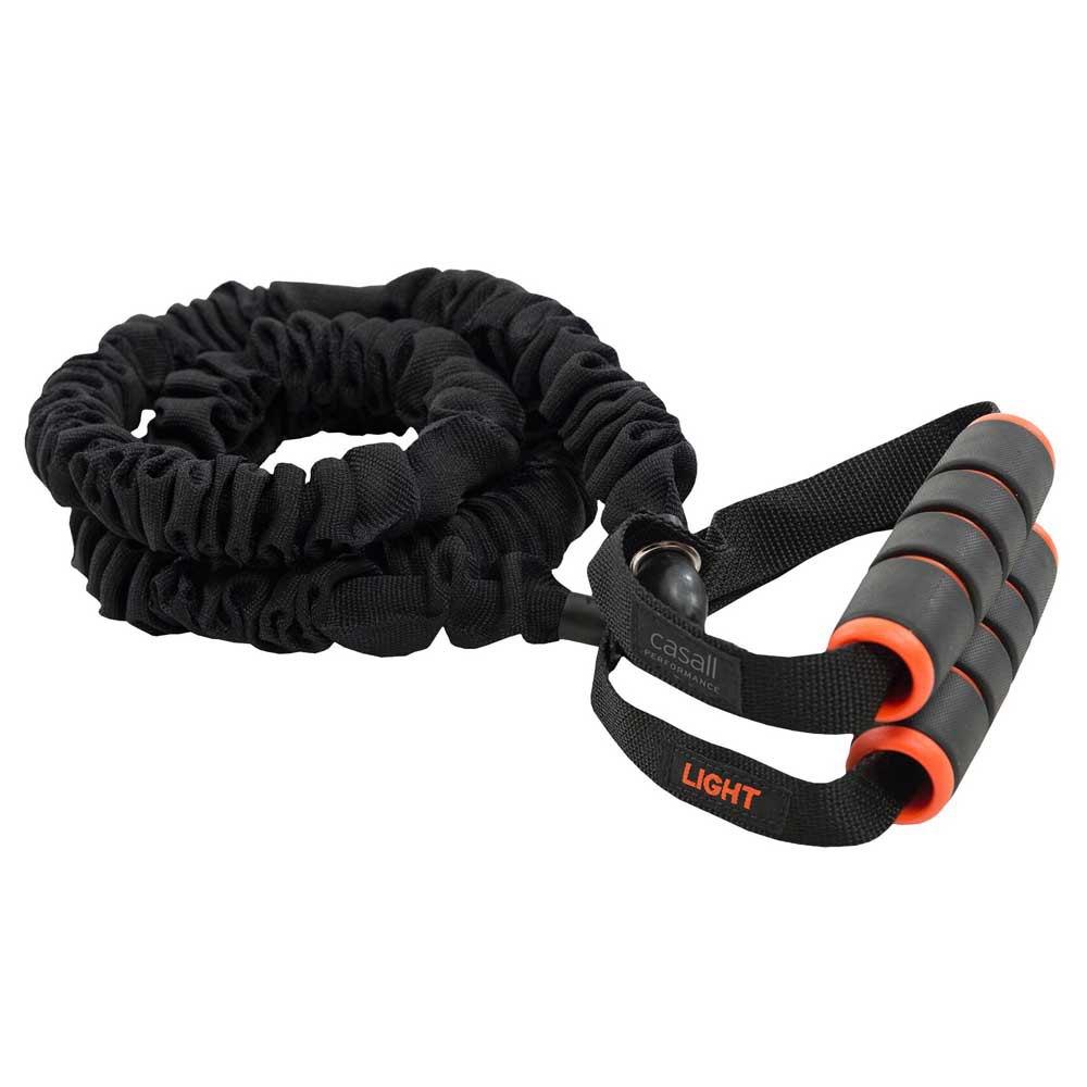 Casall Prf Resistance Tube Light Light Orange / Black