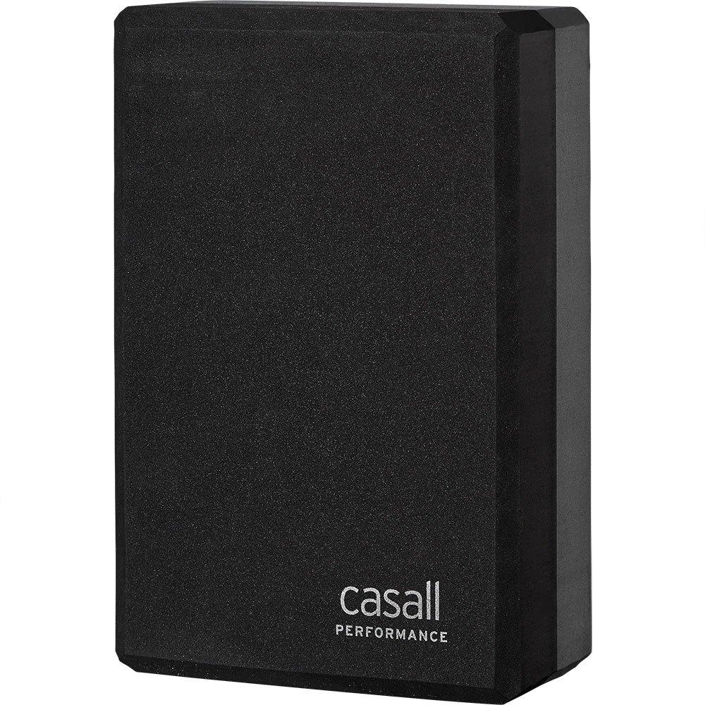 Casall Prf Yoga Block One Size Black