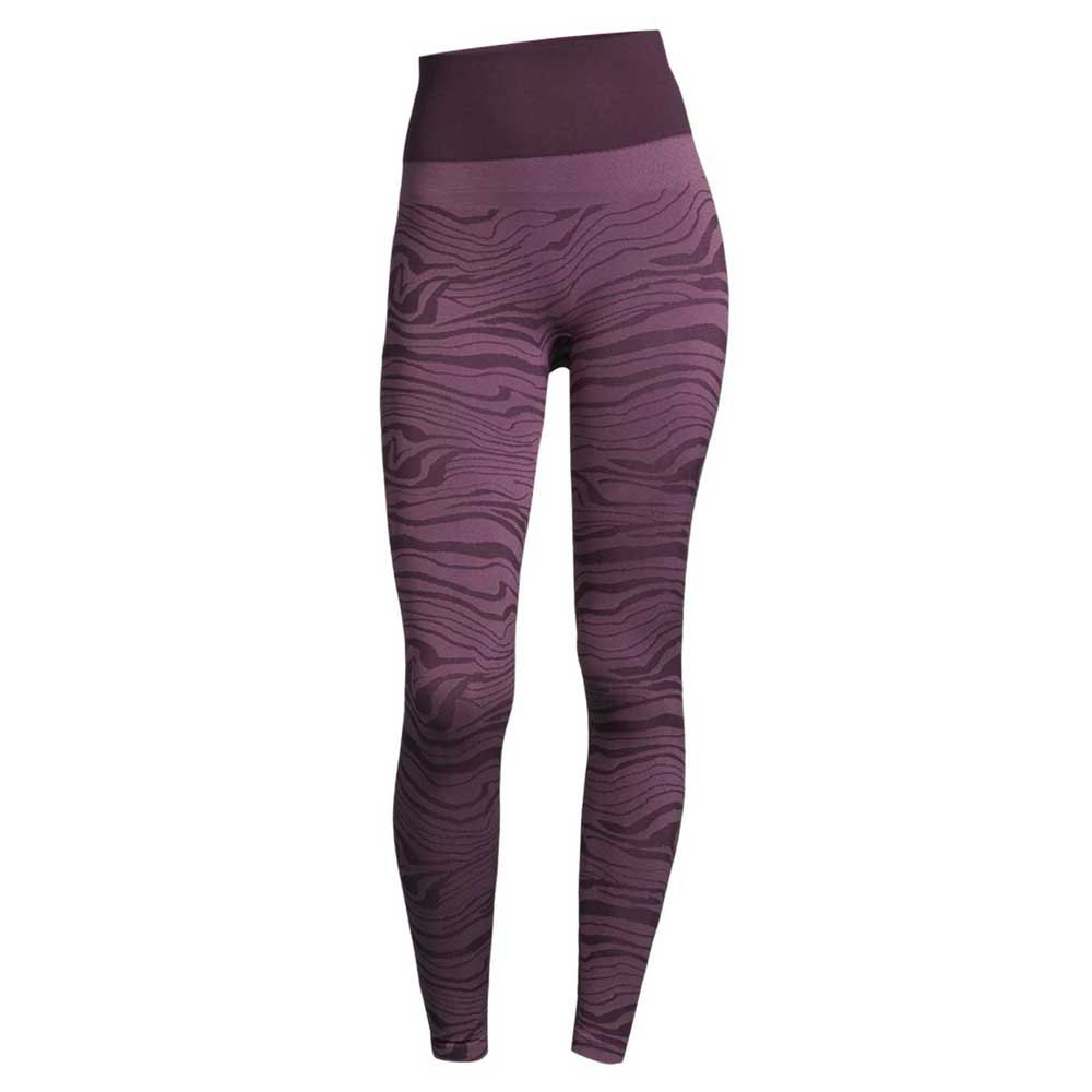 Casall Legging Seamless Melted S Melted Purple