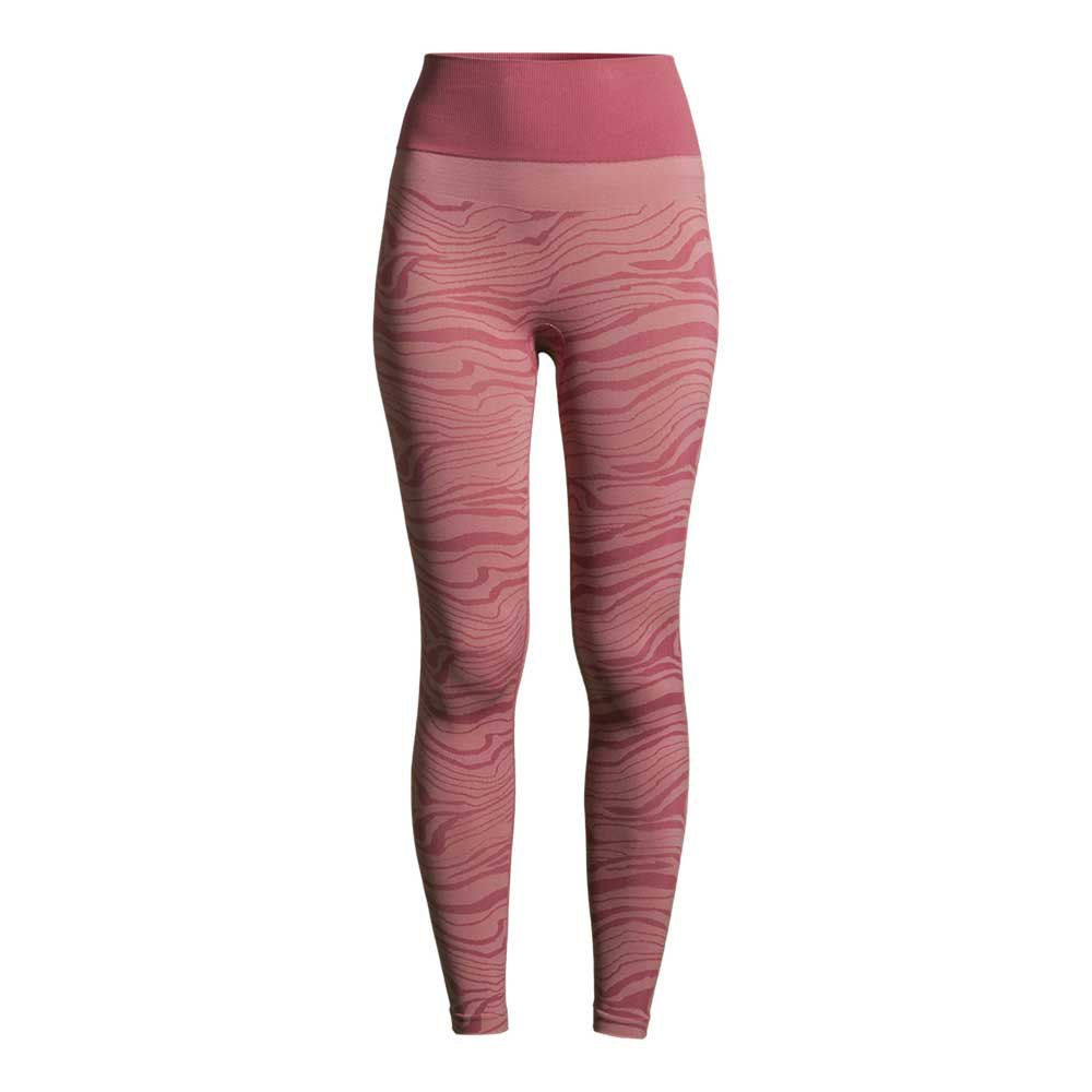 Casall Legging Seamless Melted M Melted Pink