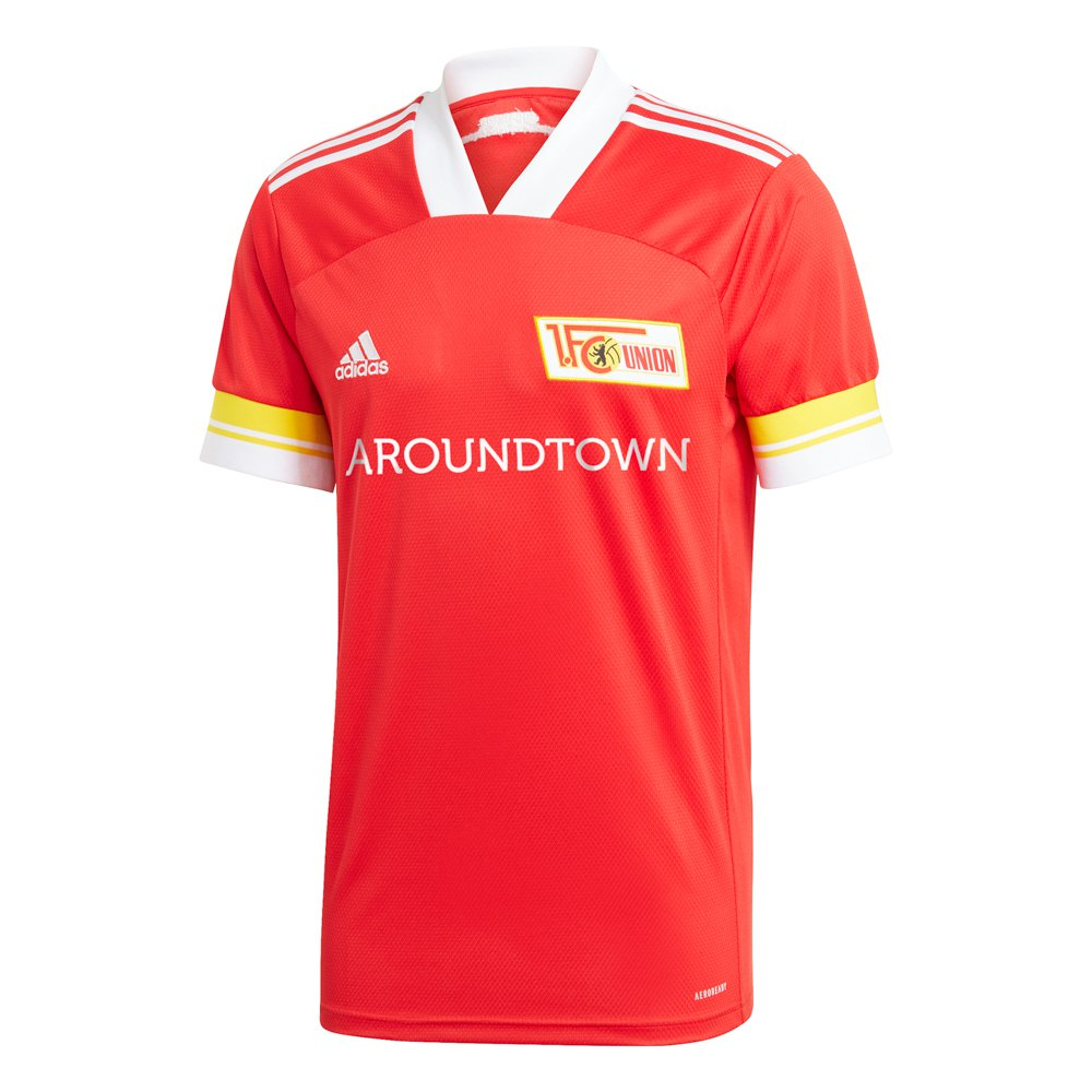 Adidas Hertha Berlin Sc Home 20/21 Junior L Vivid Red 1