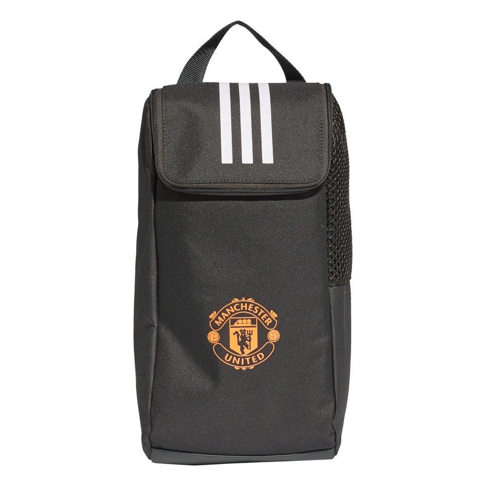 Adidas Manchester United Fc One Size Legend Earth / White / App Signal Orange