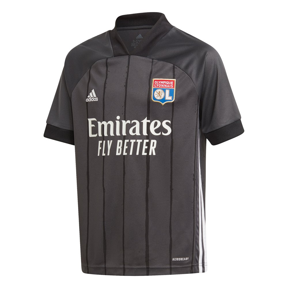 Adidas Olympique Lyon Away 20/21 Junior 152 cm Carbon