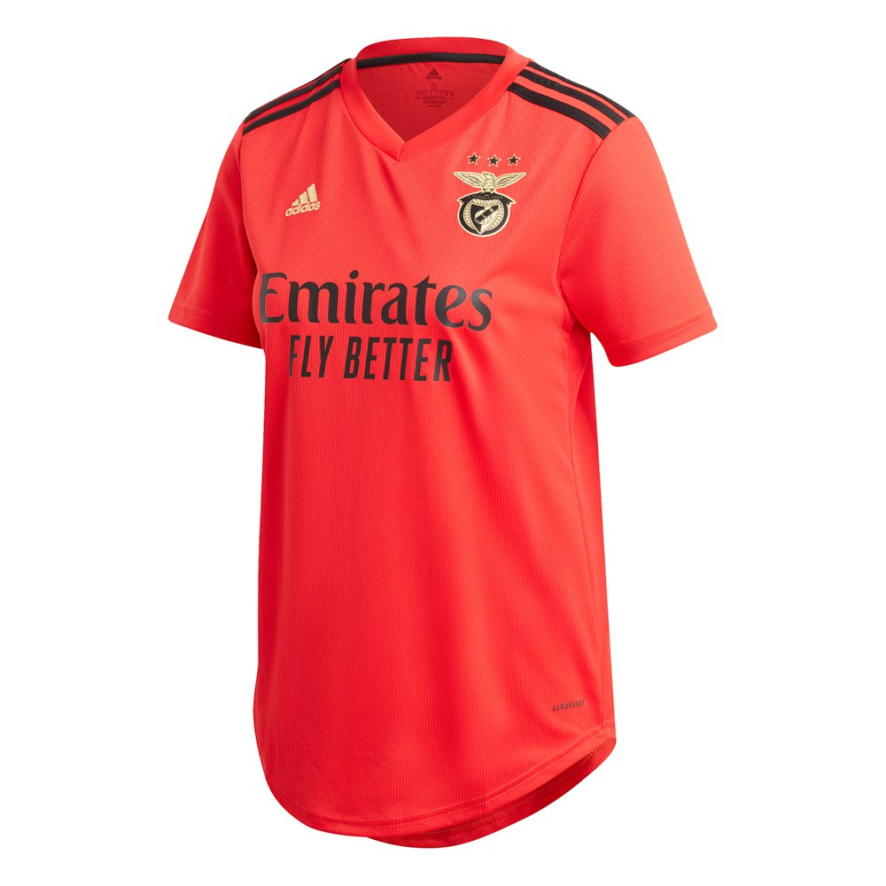 Adidas Sl Benfica Home 20/21 S Benfica Red