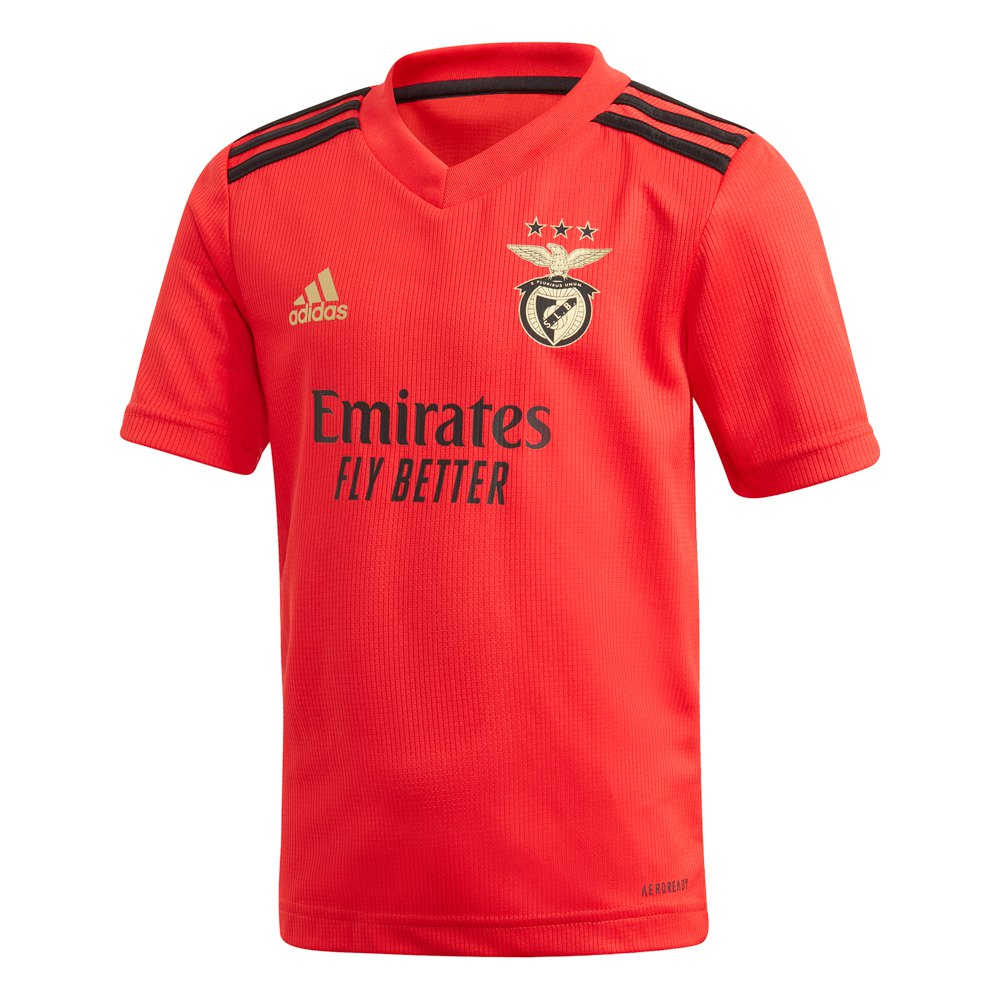 Adidas Sl Benfica Home Mini Kit 20/21 Junior 98 cm Benfica Red