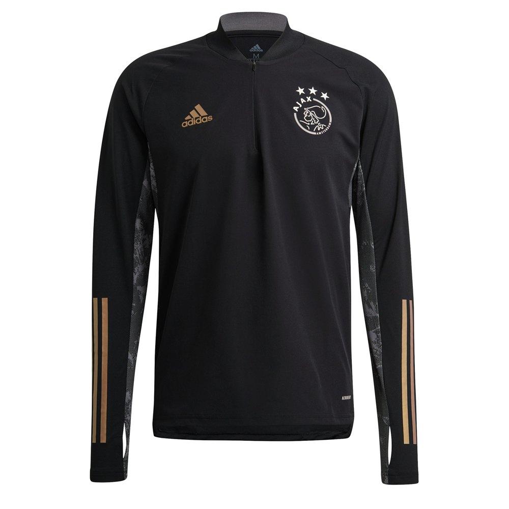 Adidas Ajax Amsterdam Europa League Training 20/21 S Black C Ns-Sld / Nude Pearl Essence