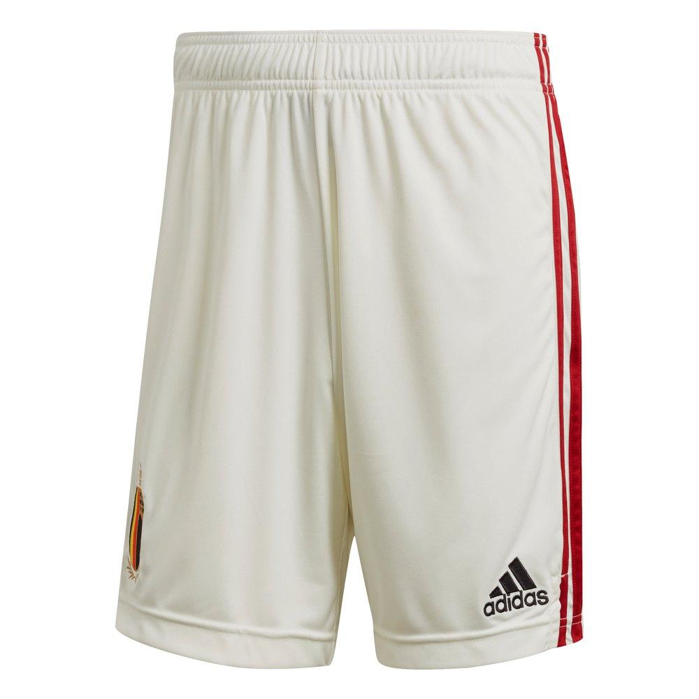 Adidas Le Short Belgique Extérieur 2020 S Off White