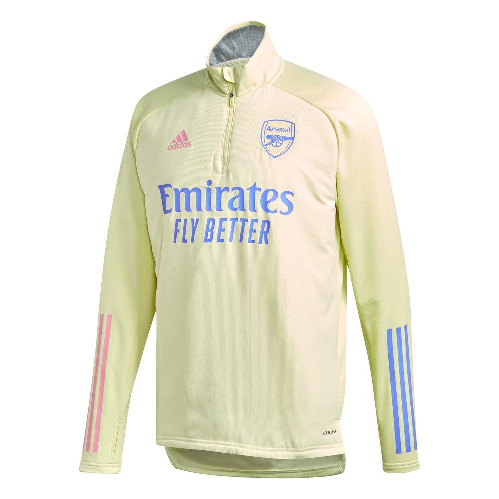 Adidas Arsenal Fc Warm 20/21 L Yellow Tint