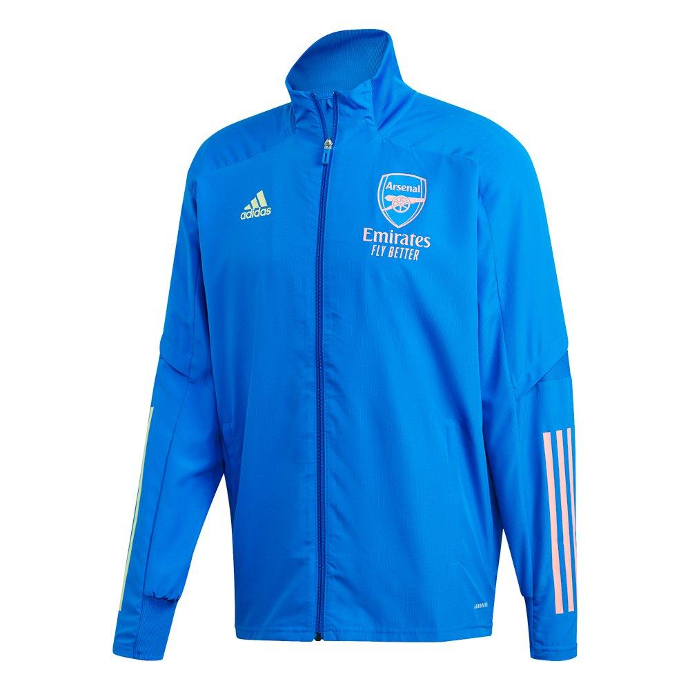 Adidas Arsenal Fc Pre Match 20/21 L Glory Blue