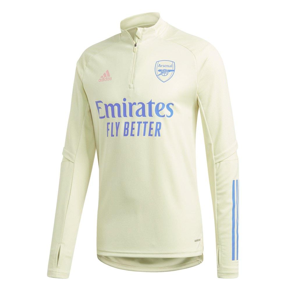 Adidas Arsenal Fc Training 20/21 XL Yellow Tint
