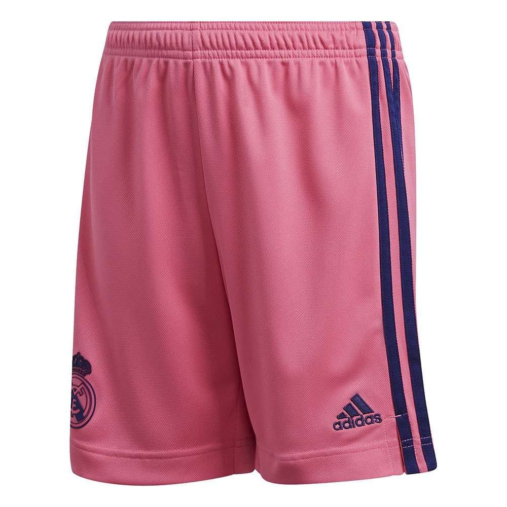 Adidas Real Madrid Away 20/21 Junior 140 cm Spring Pink