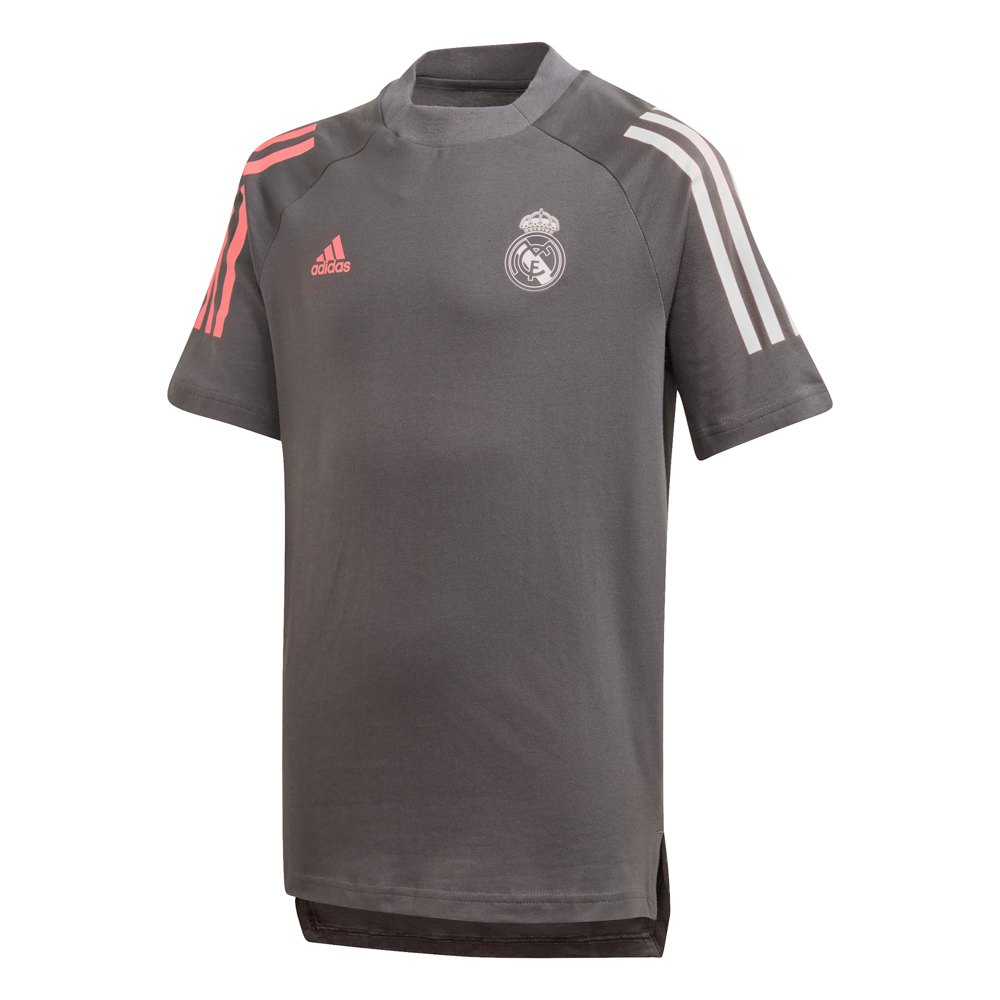 Adidas Real Madrid 20/21 Junior 152 cm Grey Five