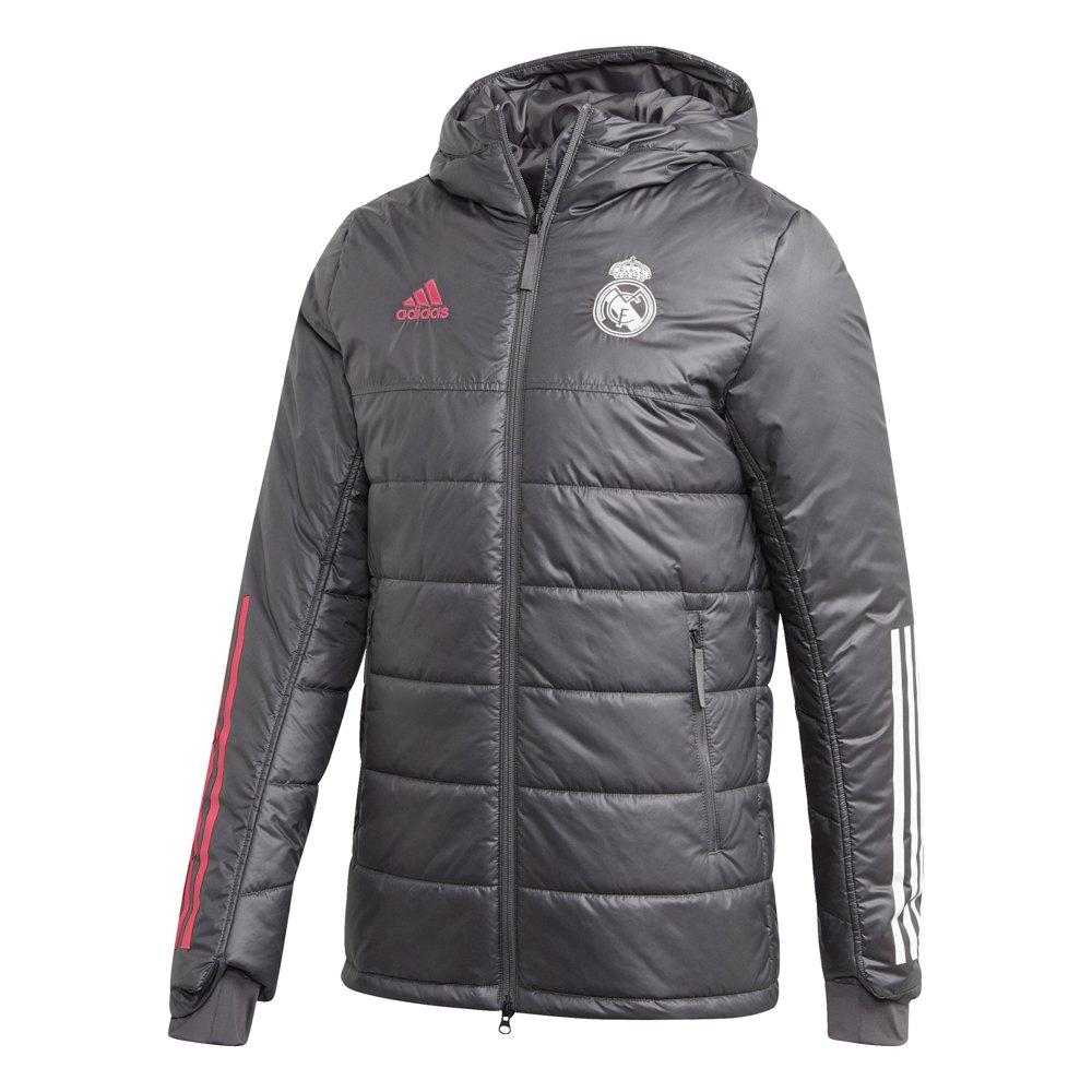Adidas Real Madrid Winter 20/21 XXL Grey Five