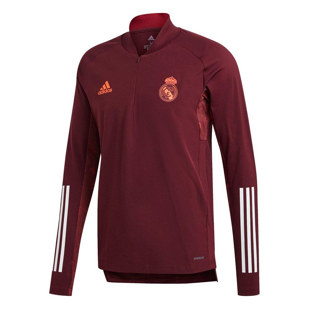 Adidas Real Madrid Eu Training 20/21 XL Maroon