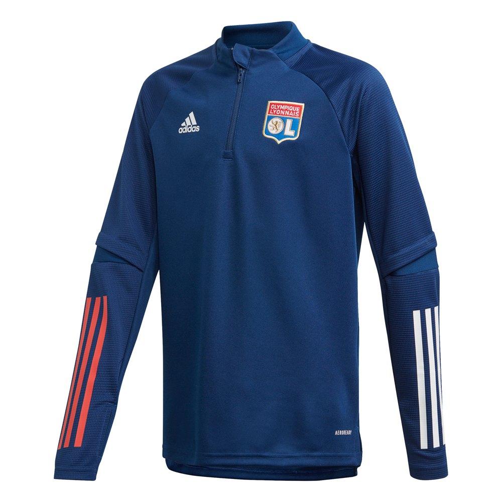 Adidas Olympique Lyon Training 20/21 Junior 152 cm Mystery Blue