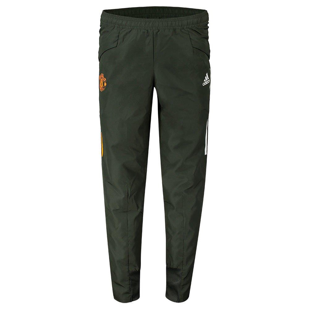 Adidas Pantalons Manchester United Fc Présentation 20/21 S Legend Earth