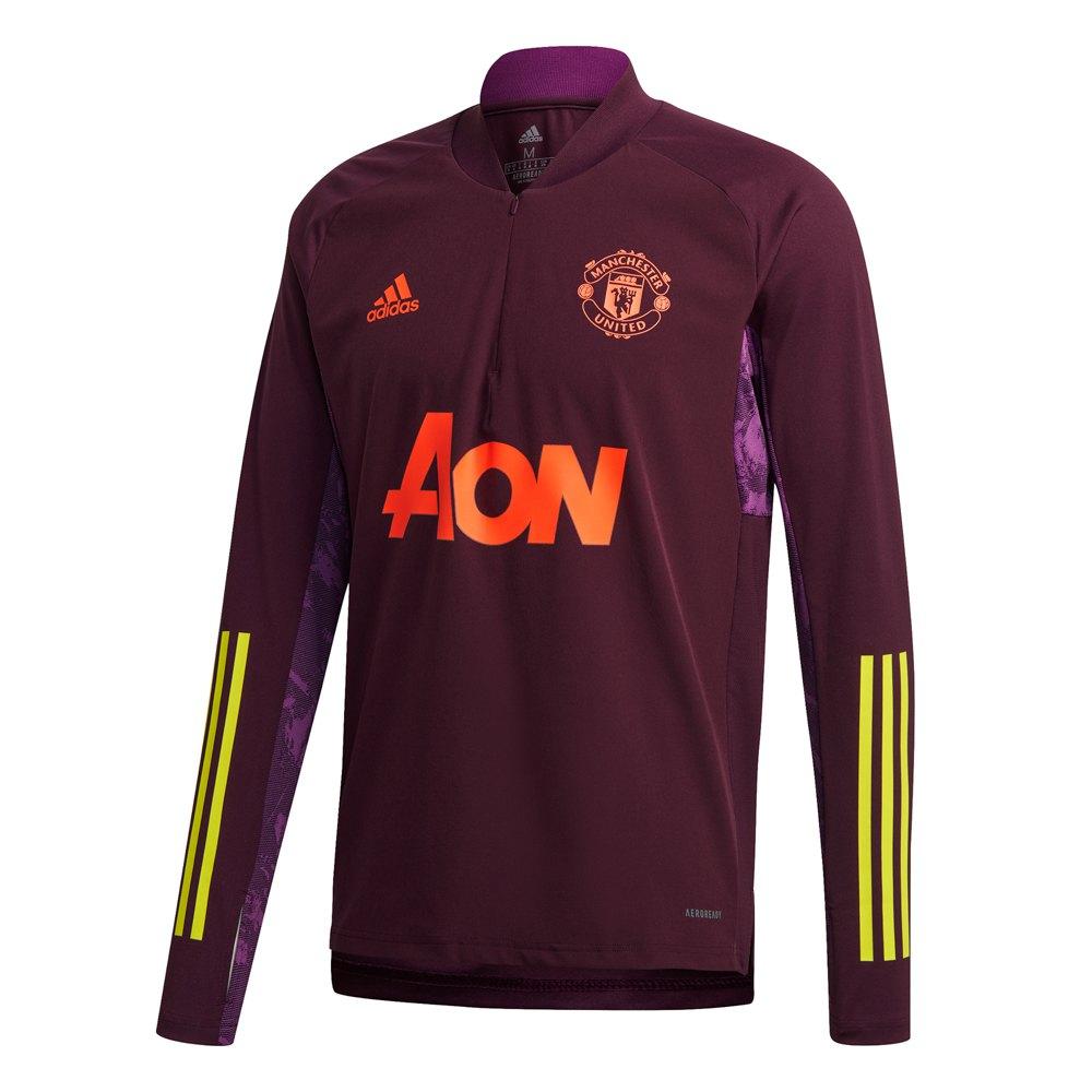 Adidas Manchester United Eu Training 20/21 M Red Night