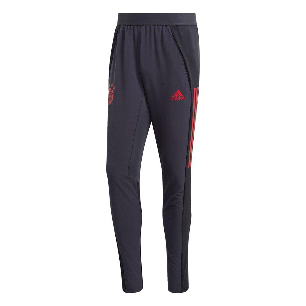 Adidas Pantalons Fc Bayern Munich Eu Entraînement 20/21 XS Night Grey / Fcb True Red