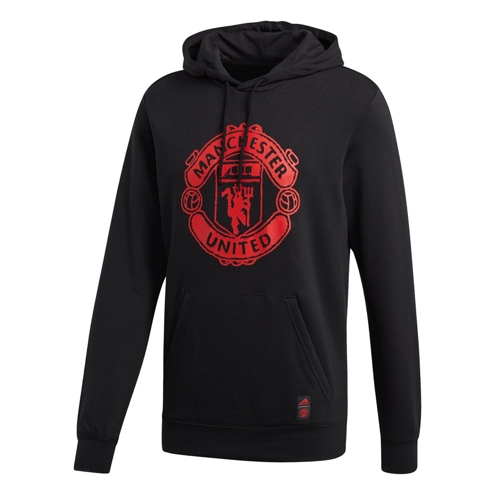 Adidas Manchester United Fc Dna 20/21 L Black