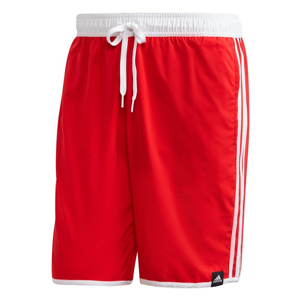 Adidas 3 Stripes Clx Cl L Scarlet