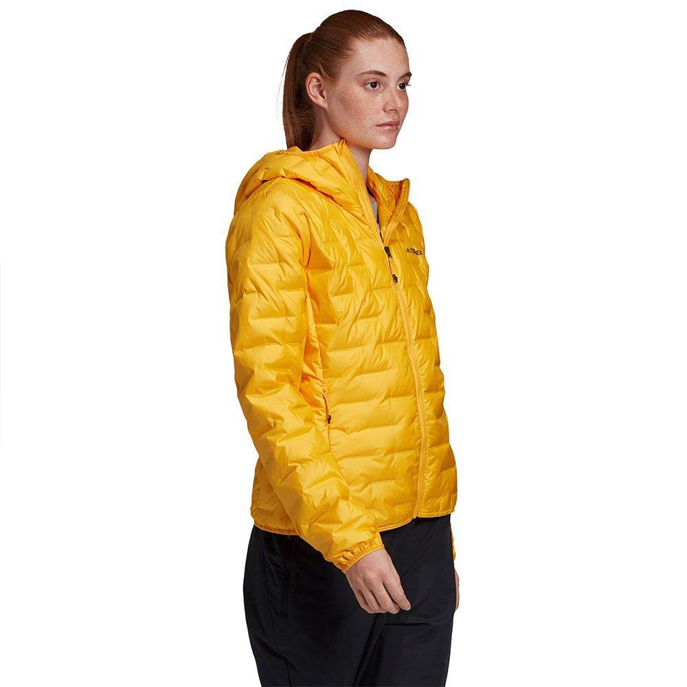 Adidas Light Down Jacket 36 Active Gold