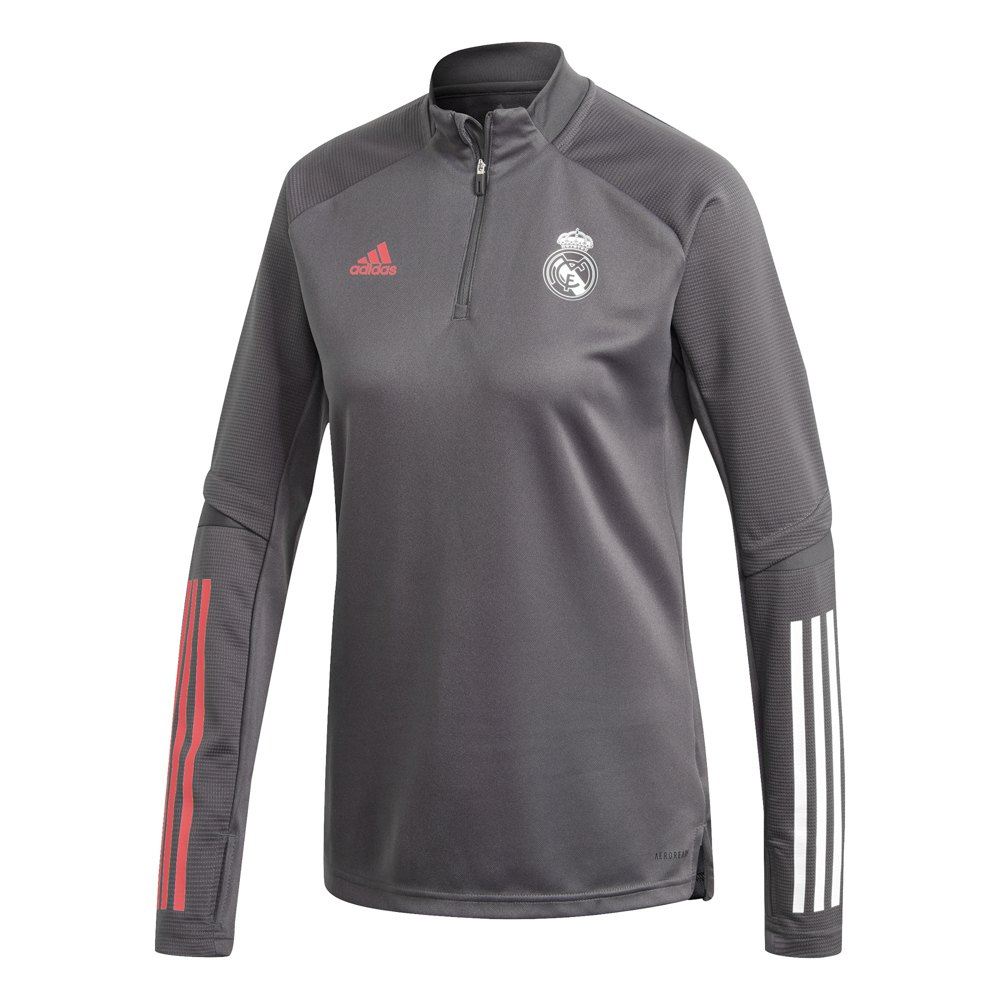 Adidas Real Madrid Training Top 20/21 XXL Grey Five