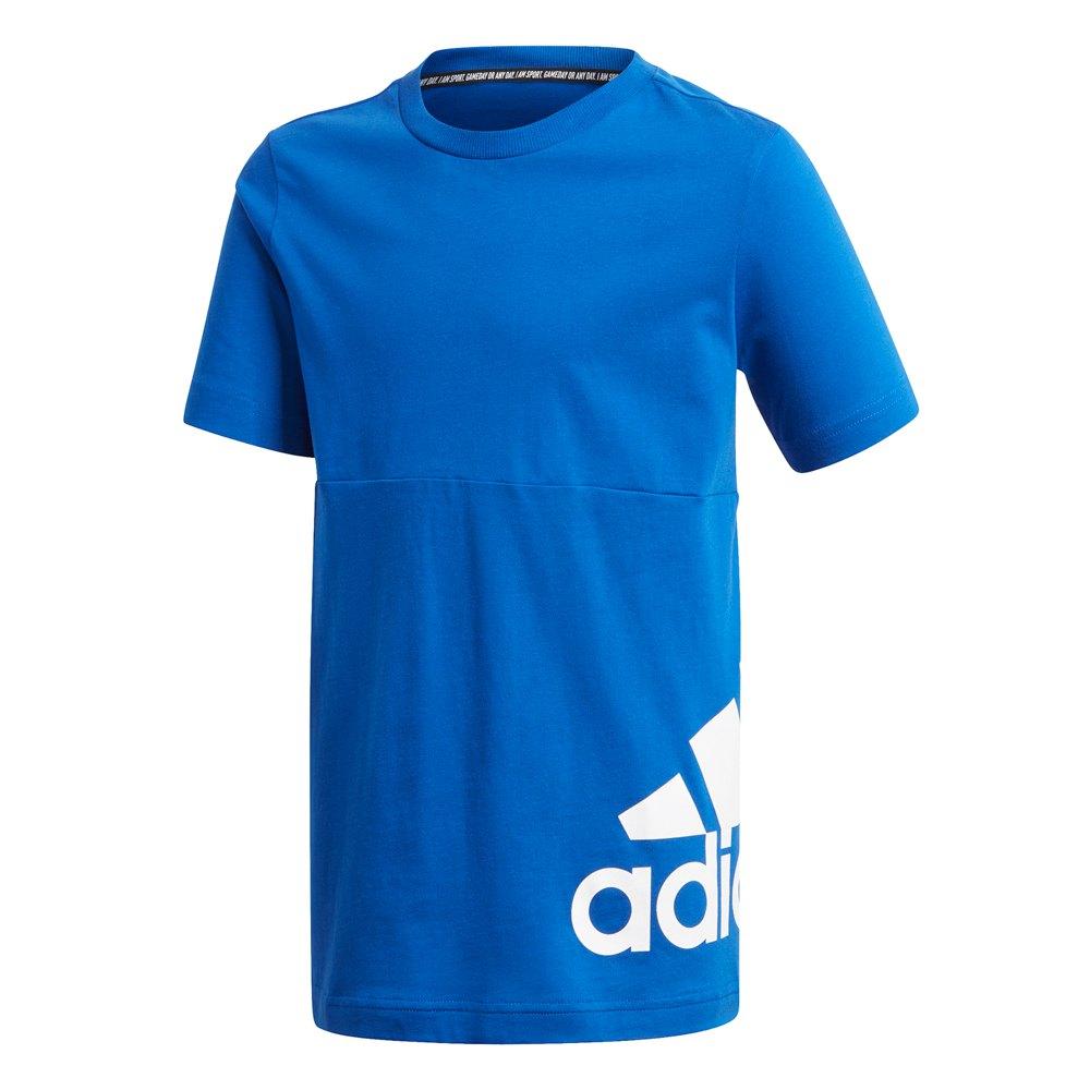 Adidas Mh Bos T2 164 cm Team Royal Blue / White