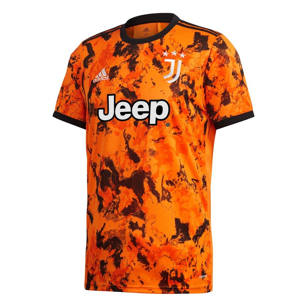 Adidas T-shirt Juventus Troisième 20/21 S Bahia Orange
