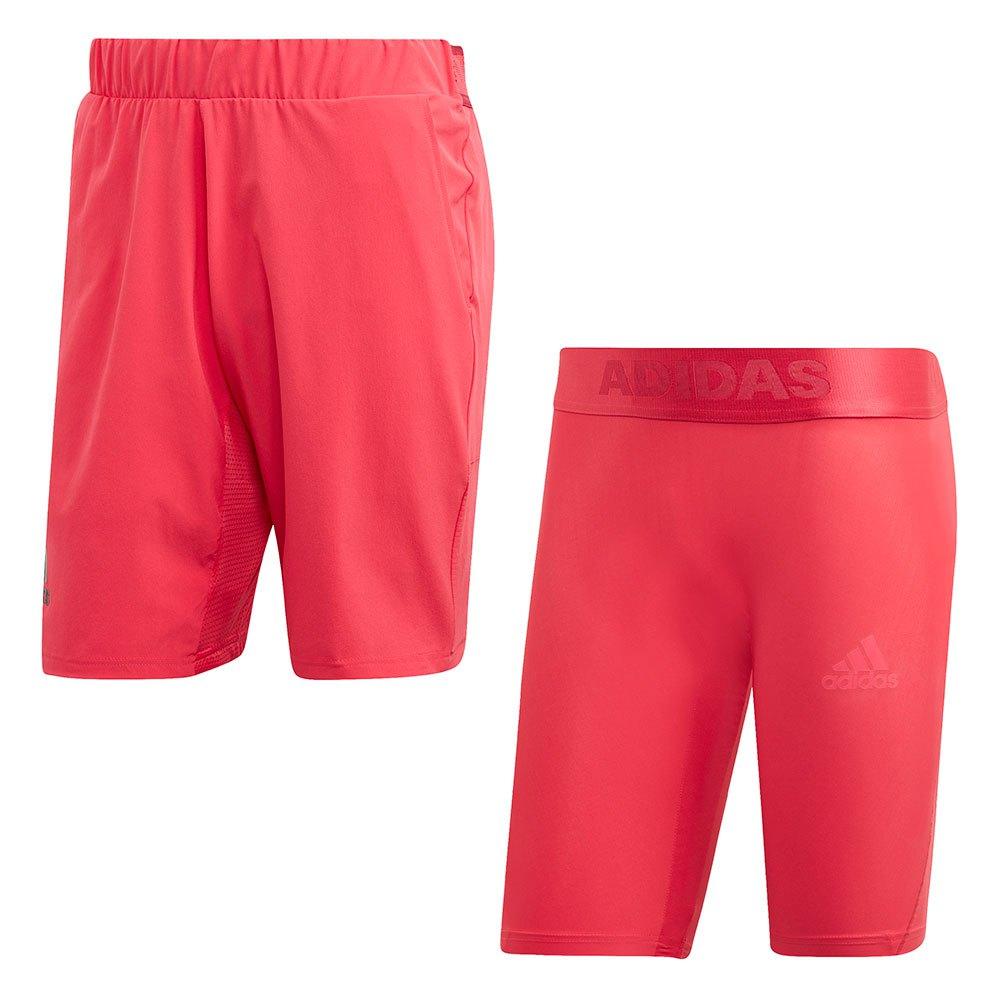 Adidas 2n1 H.rdy XL Power Pink