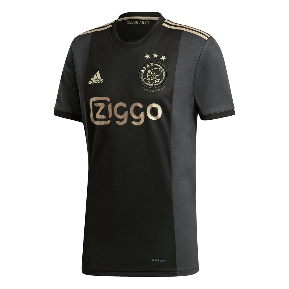 Adidas Ajax Third Champions League 20/21 XS Black