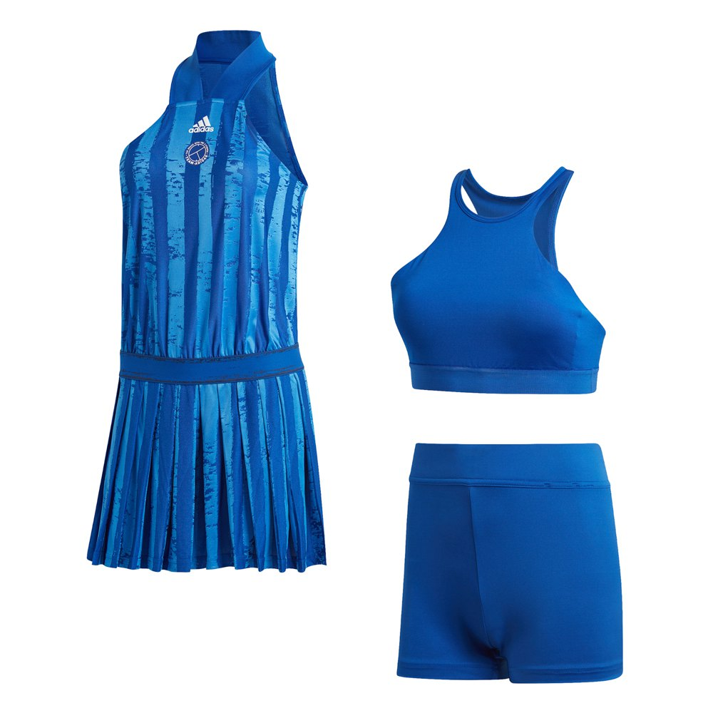 Adidas Robe All In One XS Team Royal Blue / White
